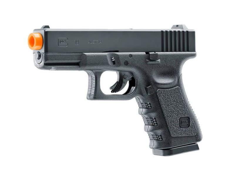 Elite Force Umarex Elite Force Force GLOCK G19 GEN3 CO2 Non-Blowblack Pistol Black