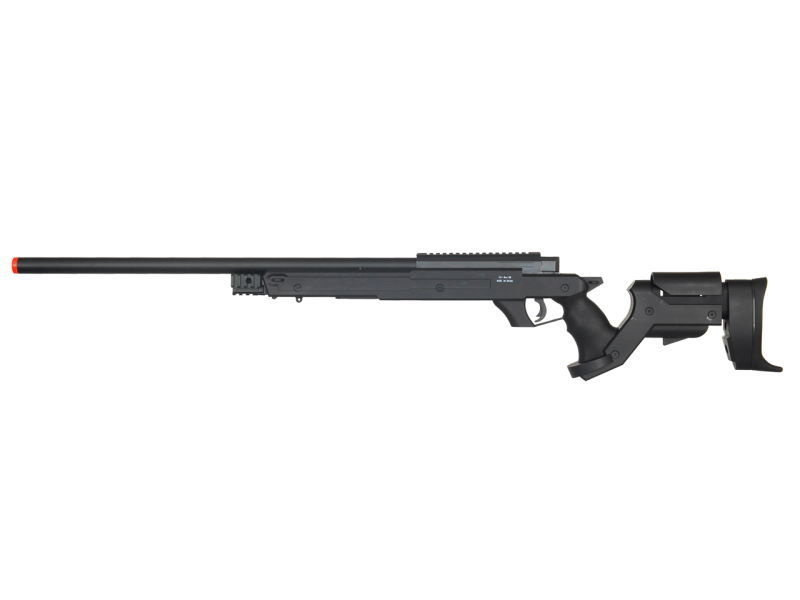 Well WELL MB04 SR22 Type 22 Bolt Action Spring Sniper Rifle