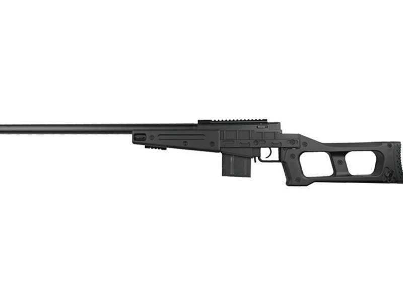 Well WELL MB4408 bolt action spring rifle, black