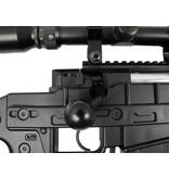 Well WELL MB4408 Bolt Rifle w/Scope+Bipod BLK