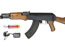 JG JG AK47 Full Stock Wood Pattern