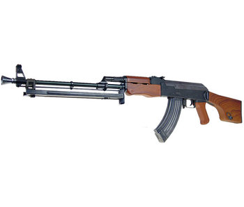SRC RPK Electric Rifle, Full Metal, with Battery and Charger