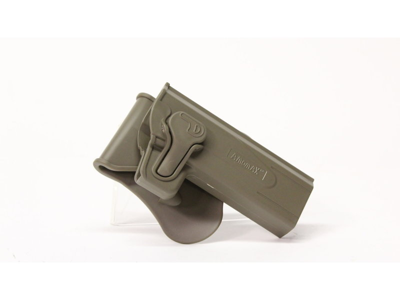 Amomax Amomax hardshell holster, Hi Capa (TM/KJ/WE), right hand, flat dark earth