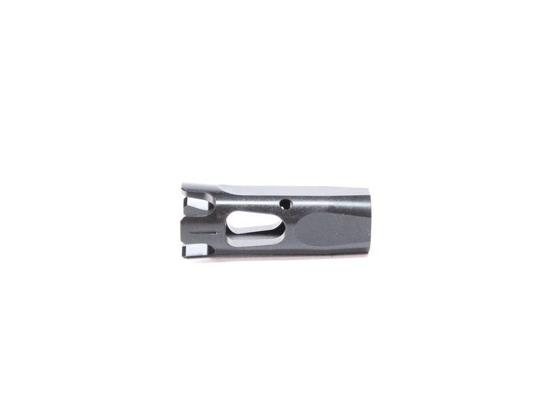 Castellan Thumper Flash Hider, Black, 14mm Negative