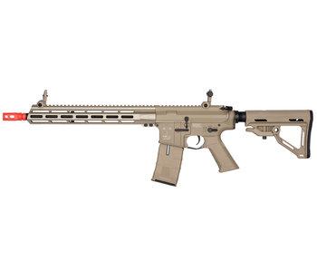 ICS CXP MMR Carbine electric rifle, tan