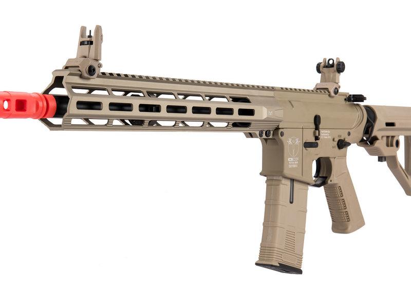 ICS ICS CXP MMR Carbine electric rifle, tan