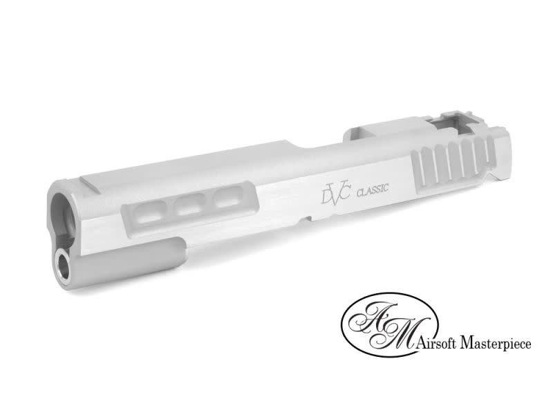 Airsoft Masterpiece Airsoft Masterpiece Custom S Style Custom Standard Slide for Hi Capa / 1911