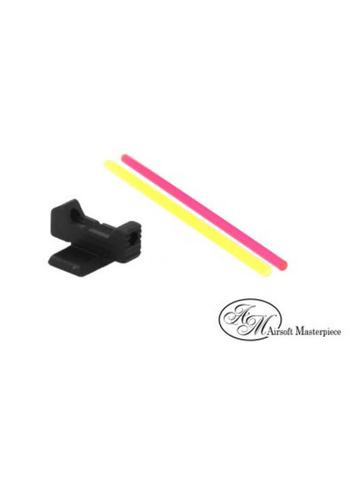 Airsoft Masterpiece Fiber Front Sight for Hi Capa, Dawson