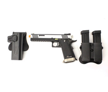 WE 6.0 I-REX two tone gunfighter package