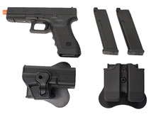 Elite Force Elite Force Glock 17 Gen4 gas blowback gunfighter package