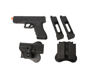 Elite Force Glock 17 Gen4 CO2 gunfighter package