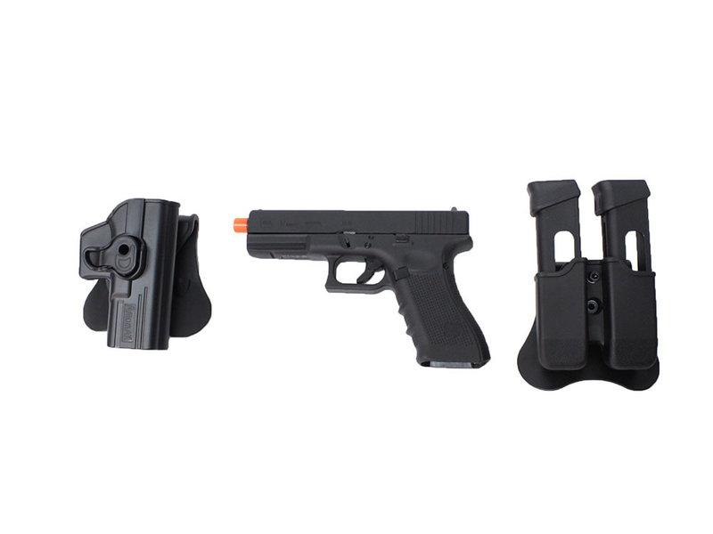 Elite Force Elite Force Glock 17 Gen4 CO2 gunfighter package