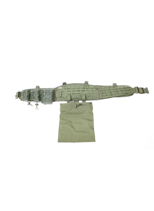 AEX SPEEDSET belt rig, OD green