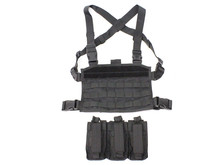 Condor SPEARHEAD chest rig for M4 magazines, black