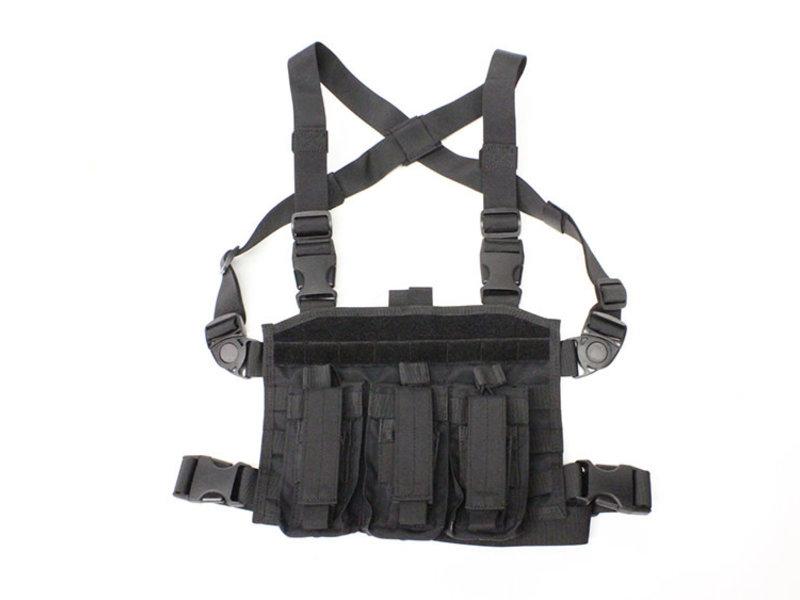 Condor SPEARHEAD chest rig for M4 magazines, black