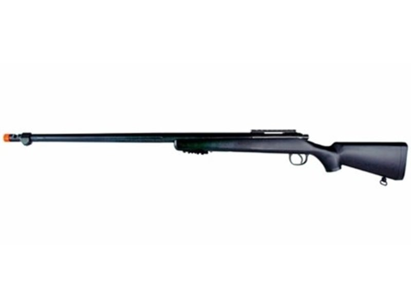 Well WELL MB07 VSR-10 Bolt Action Spring Sniper Rifle with Fluted Barrel