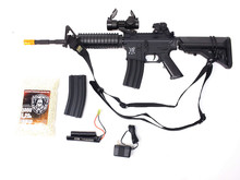 SRC SRC M4 SOPMOD warfighter package, black