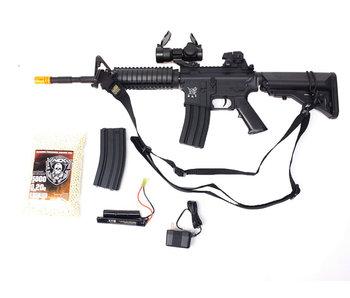 SRC M4 SOPMOD warfighter package, black