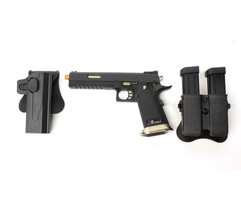 WE 6.0 I-REX gold comp gunfighter package