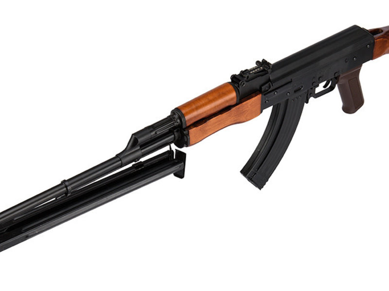 LCT Airsoft LCT Airsoft RPK Stamped Steel AEG with Real Wood Furniture