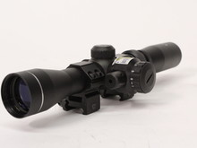 Aimsports Aimsports 2-7x32 Illuminated scope w/laser