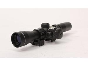 Aimsports Aimsports 2-7x32 Illuminated scope w/laser