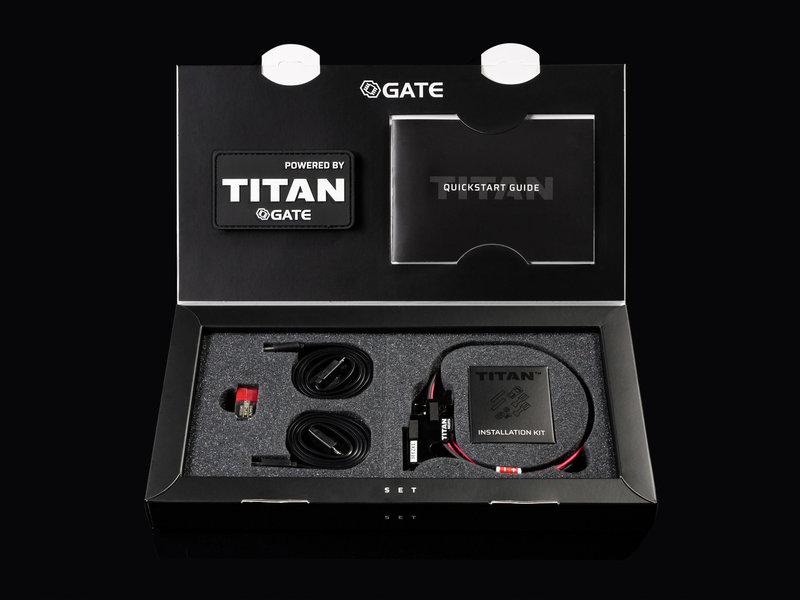 GATE GATE TITAN V2 NGRS Advanced Set (Old package)