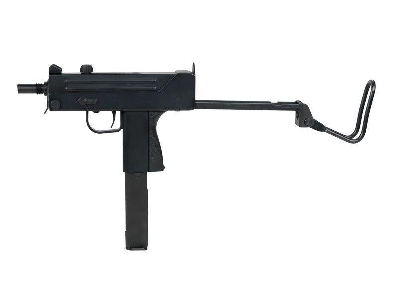 KWA KWA M11A1 NS2 System Gas Blowback Submachine Gun Black