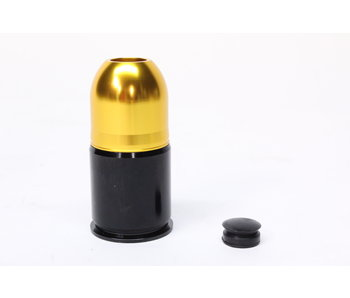 ASG 40mm M203 shell, 65 round, includes 10 caps