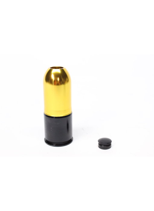 ASG 40mm M203 shell, 90 round, includes 10 caps