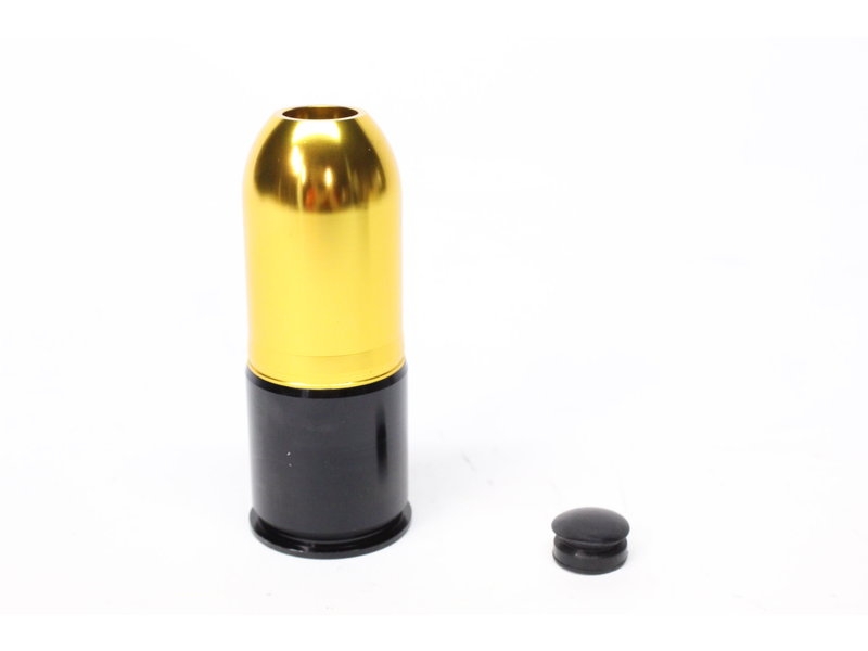 ASG ASG 40mm M203 shell, 90 round, includes 10 caps