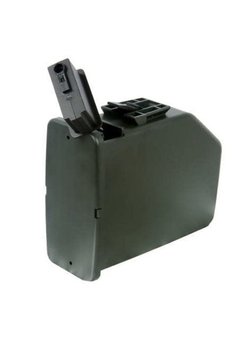 A&K M249 2500 Round Box Magazine