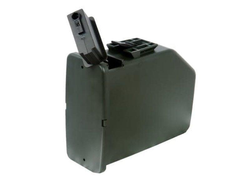 A&K A&K M249 2500 Round Box Magazine