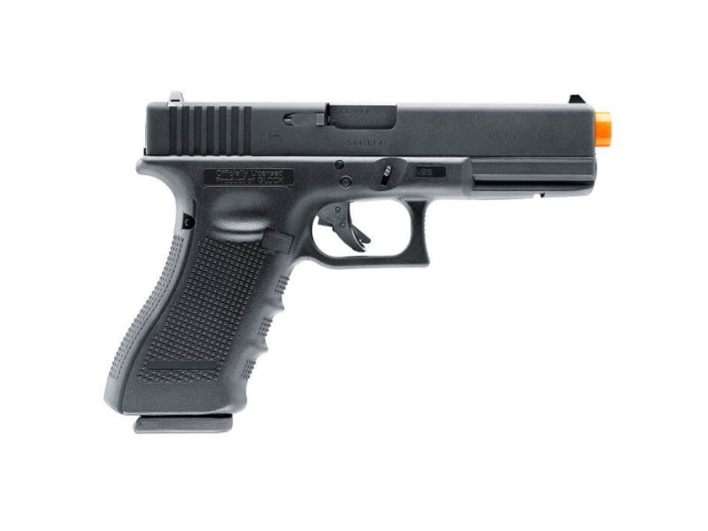 Elite Force Umarex Elite Force GLOCK G17 GEN4 Green Gas Full Blowback Pistol by VFC