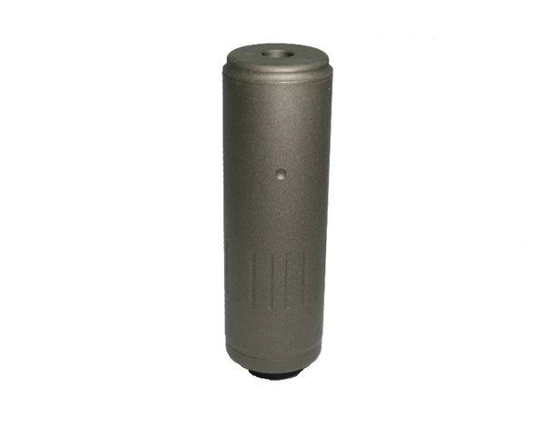 ACC Style Short Suppressor with 14mm CCW Flash Hider