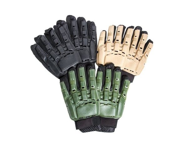 Airsoft Extreme AEX Armored Glove Full Finger