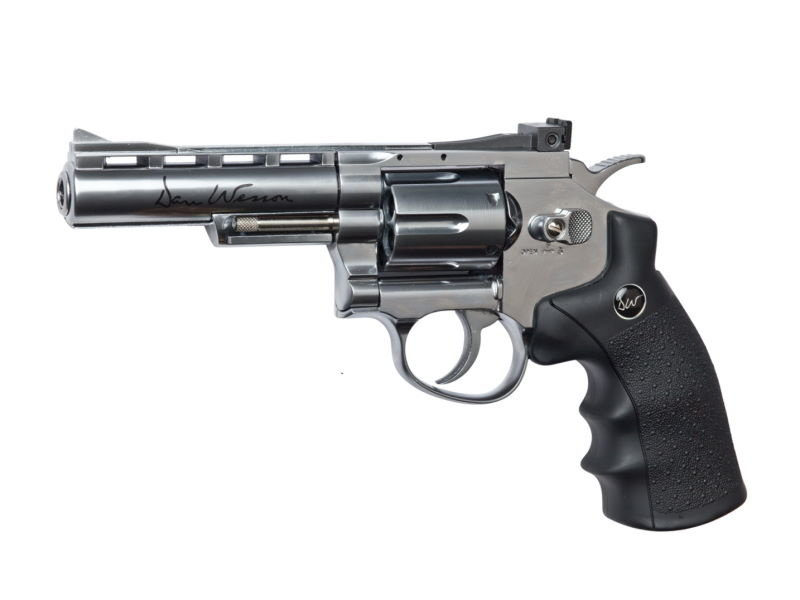ASG Dan Wesson CO2 Gas Revolver by ASG