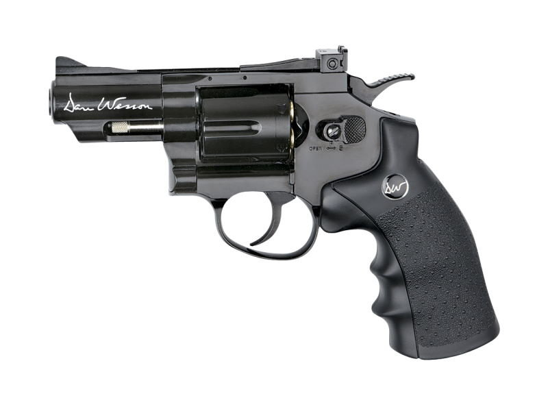 ASG Dan Wesson CO2 Gas Revolver by ASG