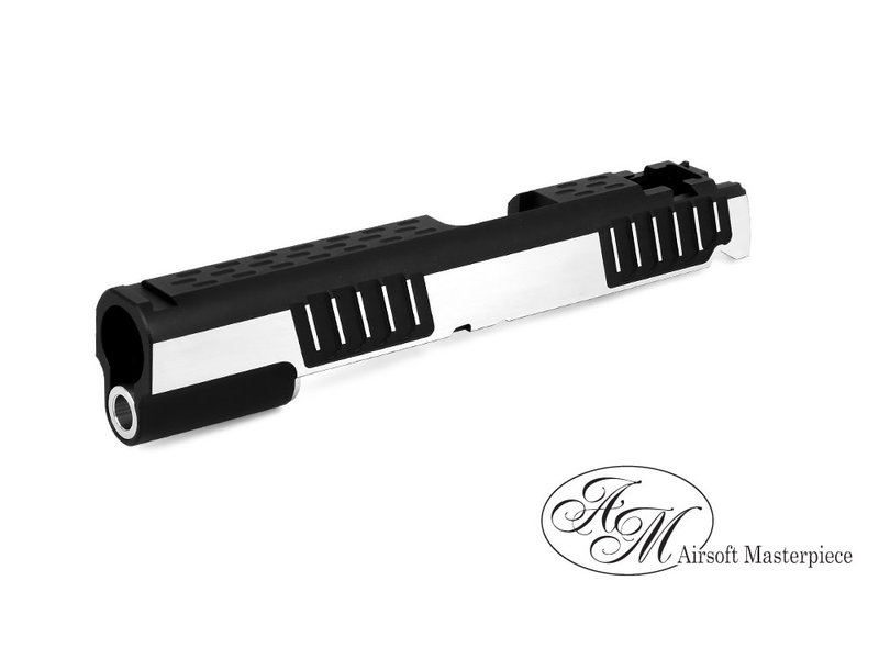 Airsoft Masterpiece Airsoft Masterpiece Custom Ver.17 Standard Slide for Hi Capa / 1911