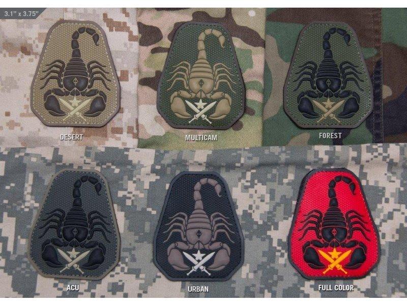 Mil-Spec Monkey Mil-Spec Monkey Scorpion Unit PVC