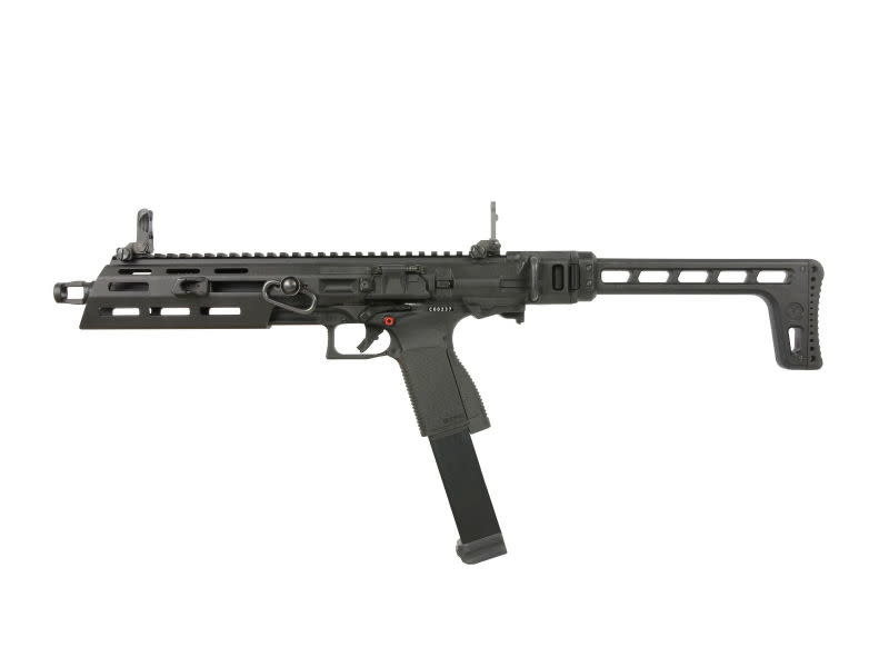 G&G G&G SMC 9 GBB Pistol Carbine