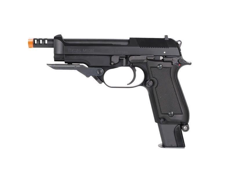 KWA KWA M93RII Full Metal Green Gas Pistol