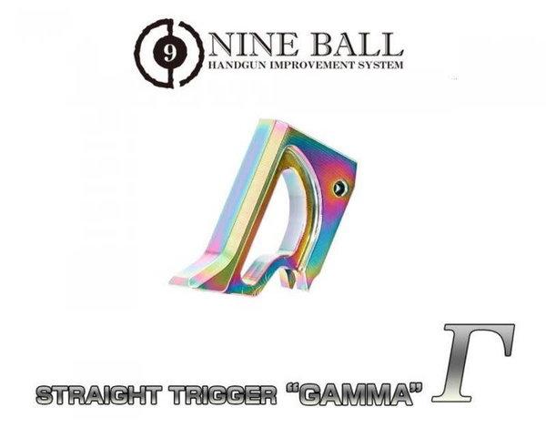 "Nine Ball Nine Ball Hi Capa ""Gamma"" Custom Straight Trigger"