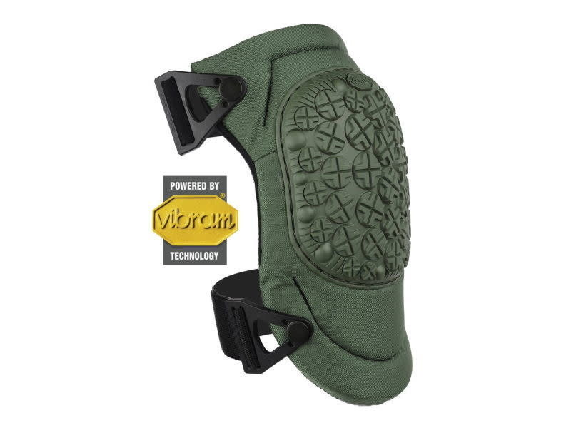 Alta Alta FLEX360 knee pads with Vibram Olive Drab