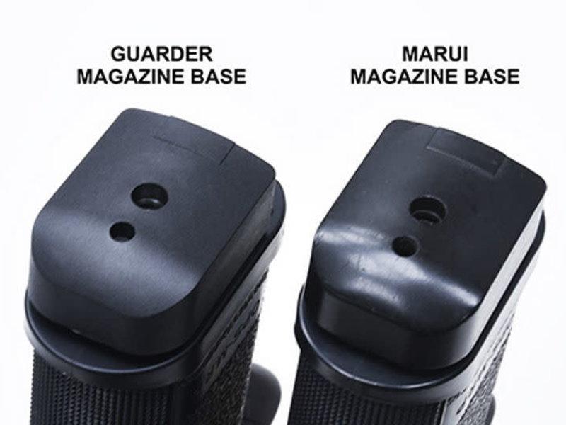 Guarder Guarder Magazine Base for Tokyo Marui HI CAPA 5.1