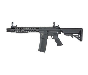 Specna Arms CORE Series M4 AEG Rifle Licensed by Rock River Arms M4 SBR Keymod Black