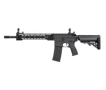 Specna Arms EDGE Series M4 AEG Rifle Licensed by Rock River Arms M4 Carbine Slim M-LOK Black