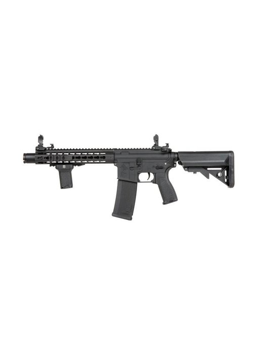 Specna Arms EDGE Series M4 AEG Rifle Licensed by Rock River Arms M4 SBR Keymod Black