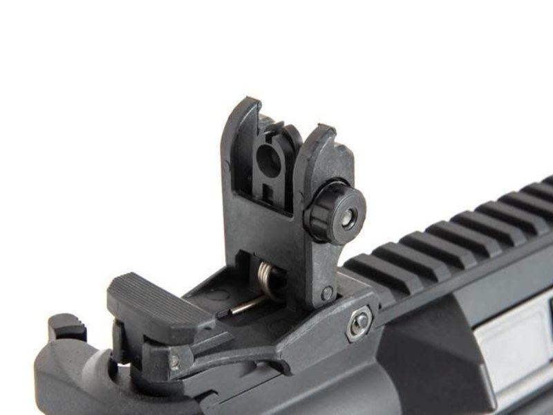 Specna Arms Specna Arms EDGE Series M4 AEG Rifle Licensed by Rock River Arms M4 SBR Keymod Black