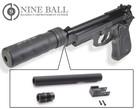 Nine Ball Nine Ball M9A1 / US M9 Non-Recoil Threaded SAS Barrel